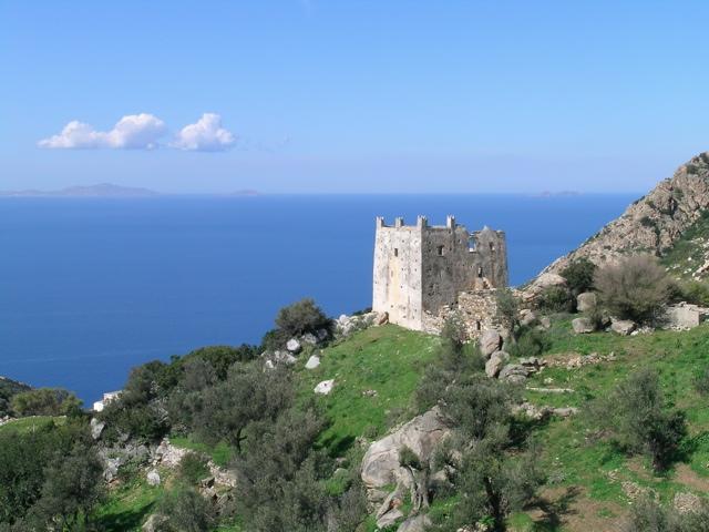 Wehrturm von Agia