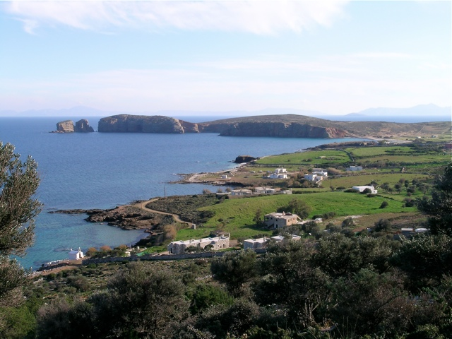 the cottages with cape Stavros