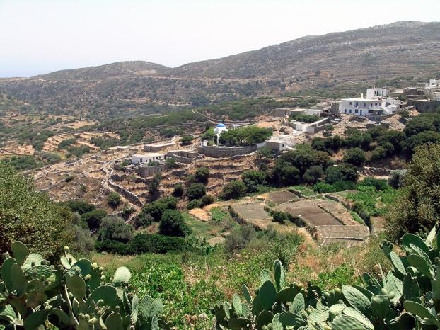 Terrassen in Mesi