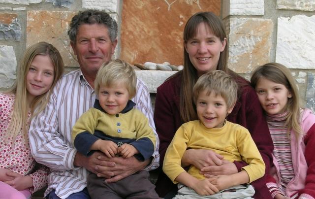 Familie Scharlau-Mandilaras
