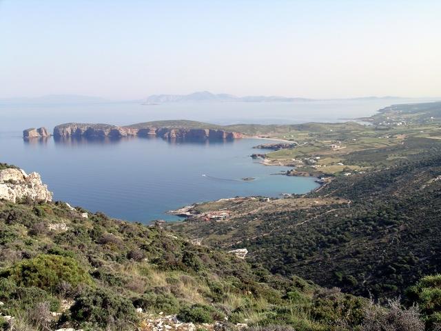 Kap Stavros, Moutsouna, Naxos