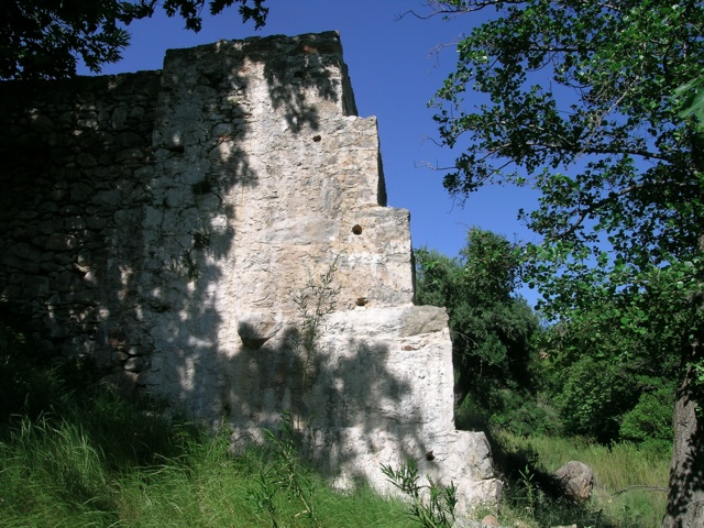 Wassermühle bei Kinidaros