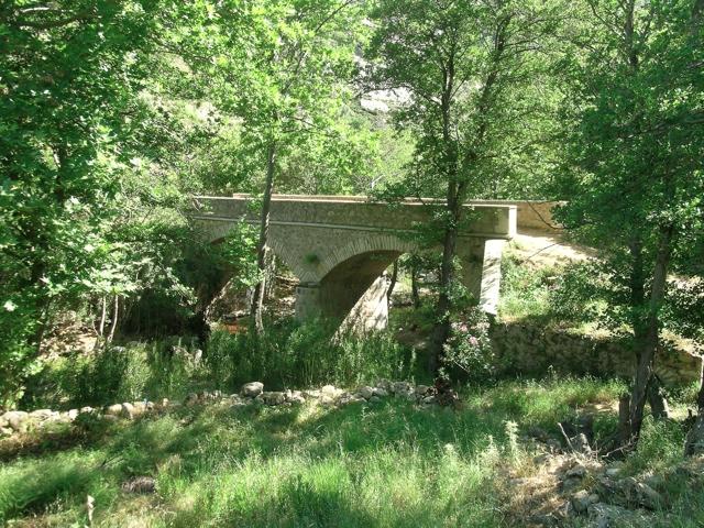 Brücke bei Kinidaros