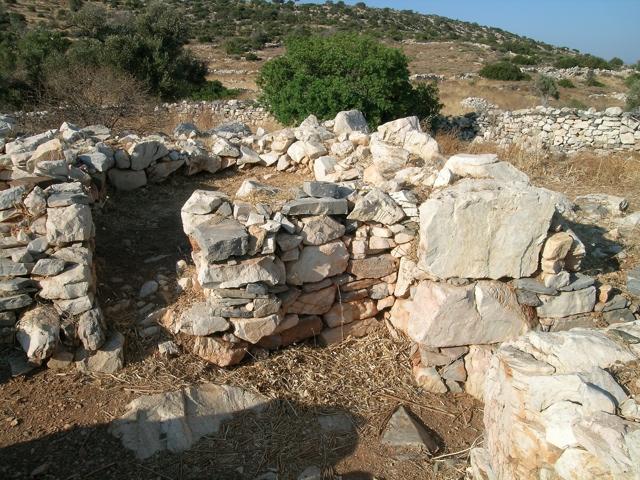 Die Acropolis von Panormos