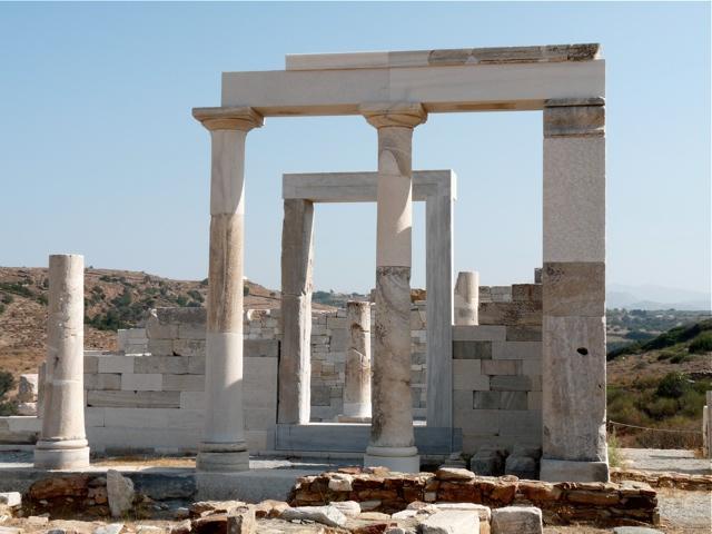 Der Demeter-Tempel