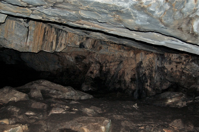 Die Zeus-Höhle