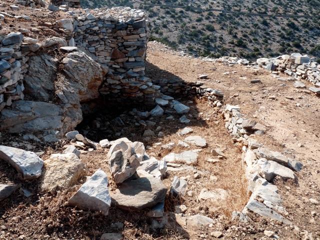 Heiligtum Koryfi t'Aroniou